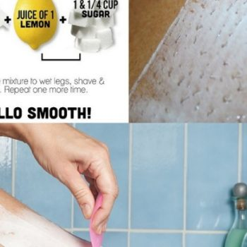 How To Make Smooth and Silky Legs – DIY (2)