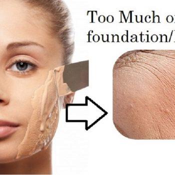 Ways Makeup Makes You Look Older