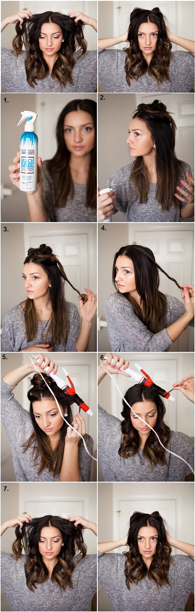 curling-hair
