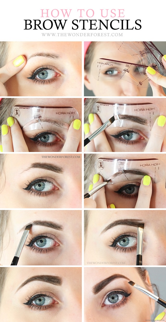 how-to-use-brow-stencils