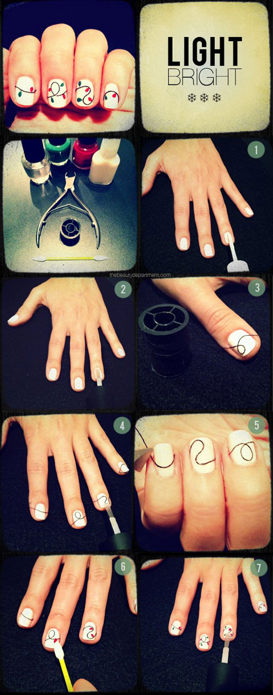 Best-Easy-Simple-Nail-Art-Tutorials