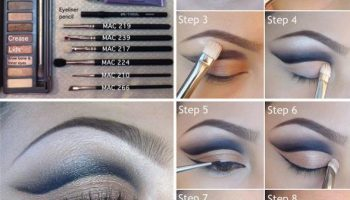 Cut Crease Makeup Tutorial (2)
