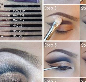 Cut Crease Makeup Tutorial