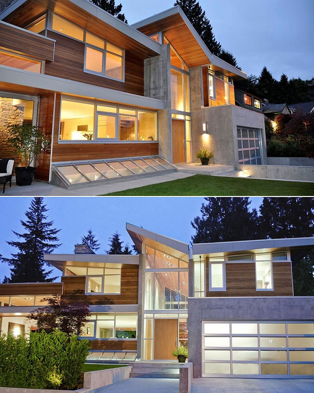 Forest House Modern Home Design