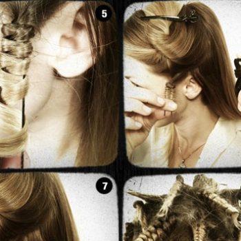 How To Make Fun Frizz Hair