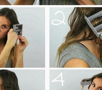 How To Make Mermaid Hair – DIY Hairstyle (2)