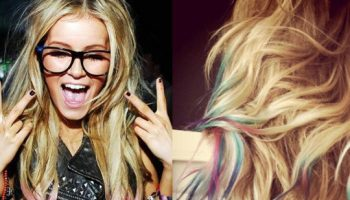How To Make Ombre Hair At Home (2)