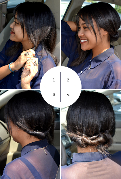 diy-hairstyle-in-car