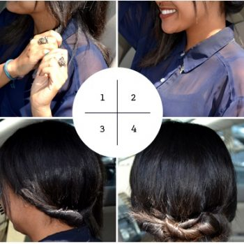 diy-hairstyle-in-car