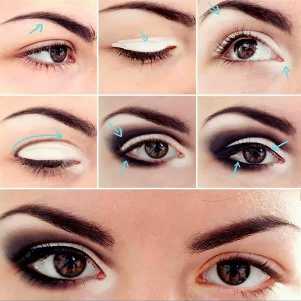 Bigger Eyes Look Diy Alldaychic