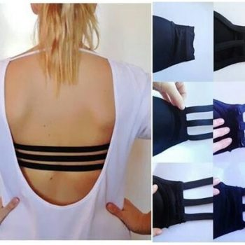How To Make a 3 Strap Bra For a Backless Dress – DIY (2)
