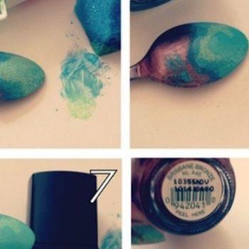Tarnished Copper Nails – DIY Tutorial