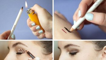 one pencil makeup