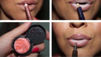 DIY Rich Looking Lips