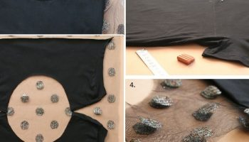 How To Make A Cute Party Top – DIY Fashion Project