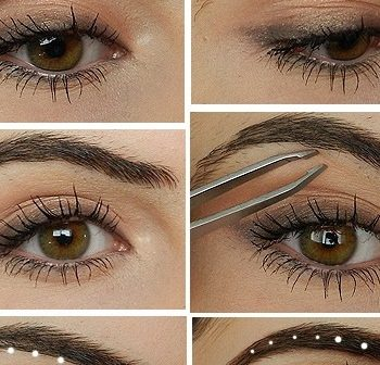 Perfect Brow Shaping Technique (2)