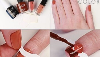 Three Color Nail Art Tutorial