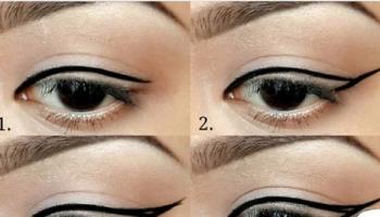 line-eyes