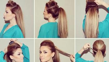 Super Chic Vixen Hairstyle Tutorial Alldaychic Short Hairstyles Gunalazisus