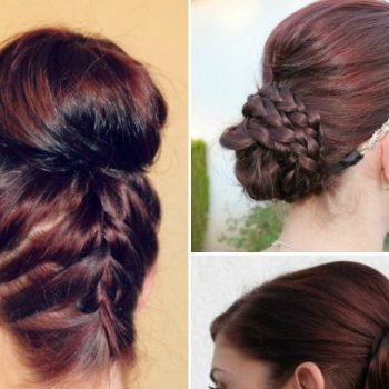 Bun Hairstyles You Have to Try