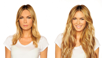 Correctly Blending Hair Extensions with Your Hair