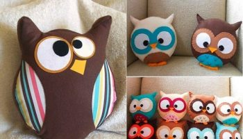 crafts-fabric-owl