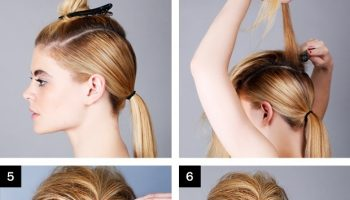 How To Get A Salon Hairstyle At Home