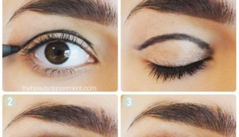 Simple Makeup Tutorial (5)
