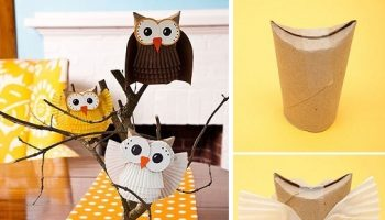 Paper-Owl-Craft