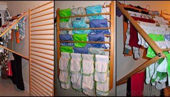 Laundry-Rack