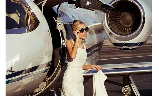 How to look like a millionaire woman