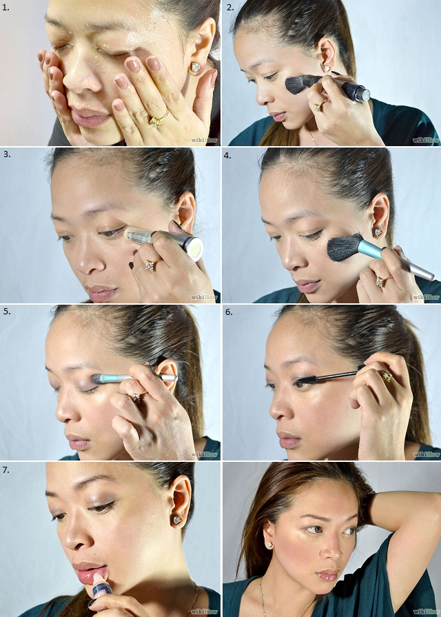 How to do your makeup