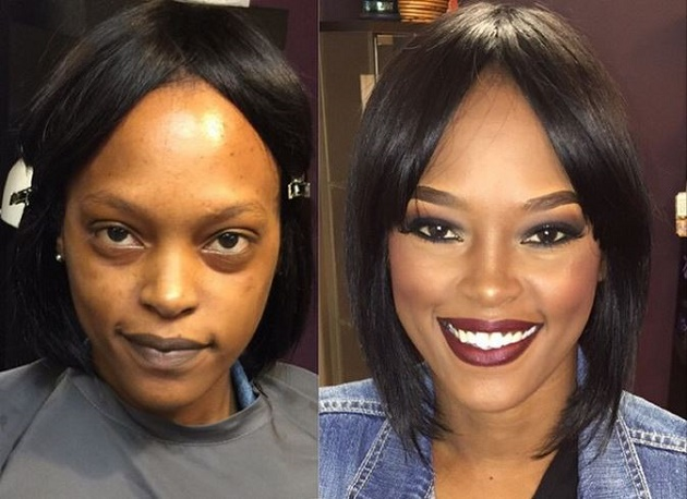 What Makeup Can Really Do Before And After Pictures Alldaychic
