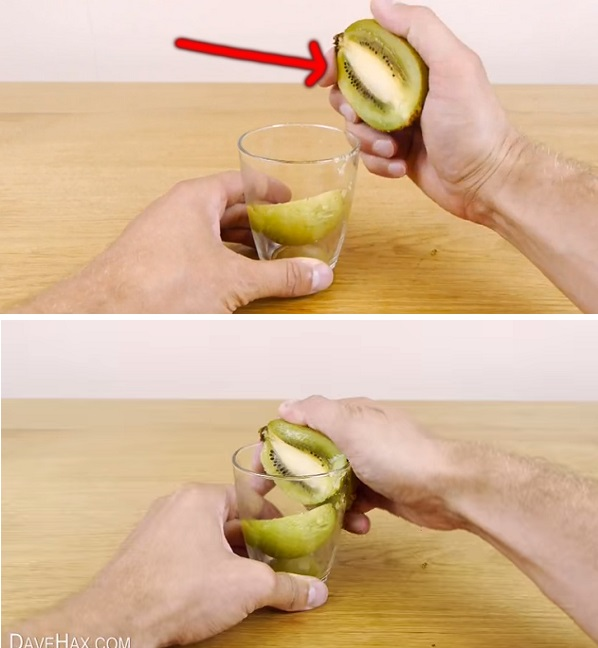 How To Cut And Peel
