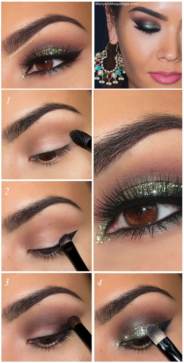Evening Makeup Looks Saubhaya