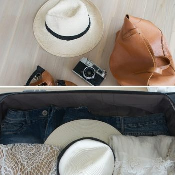 How to Pack a Hat without Squishing It