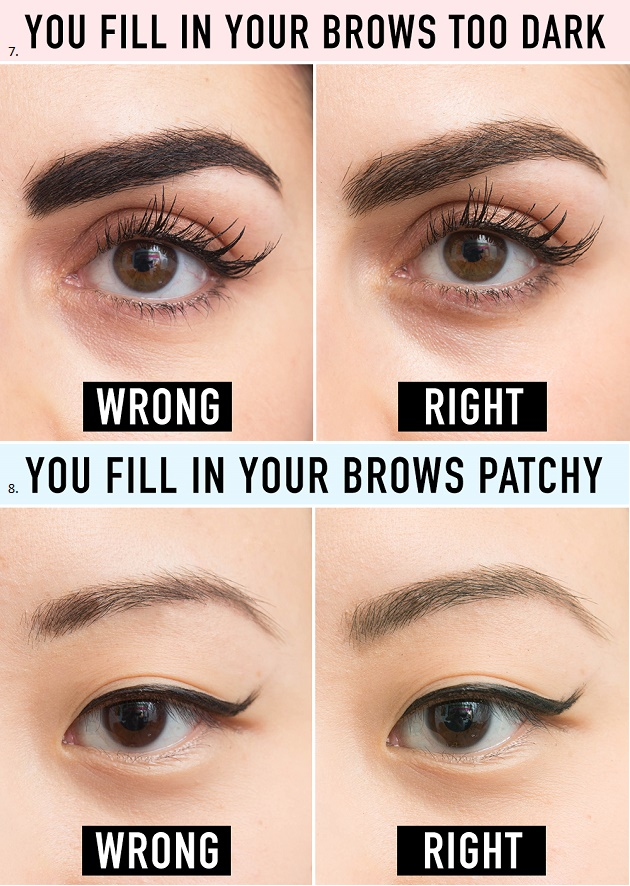 Why Your Eyebrows Look Tragic (4)