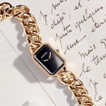 Exquisite Première Watch by Chanel