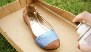 Make Your Own Cap Toe Flats – DIY