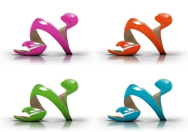 Special Design by Julian Hakes The Mojito Shoes (2)