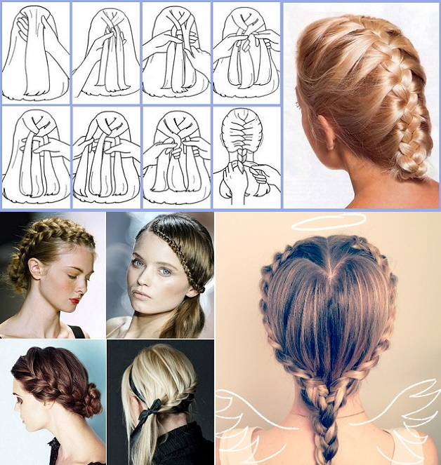how to do hair plaits styles how to do plaits hairstyles hairstyles 8532