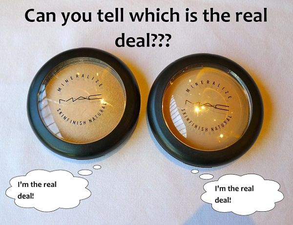 Fake vs Real - Tips to Save You from Getting Duped