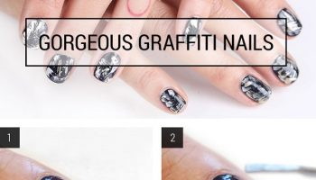 Graffiti Art for your Nails