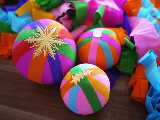 Handmade Surprise Balls