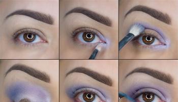 purple-makeup