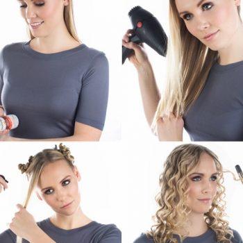Celeb-Ready Hair in 6 Easy Steps