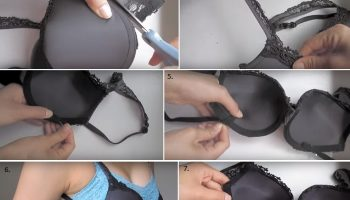 The Easiest DIY for a Backless Bra
