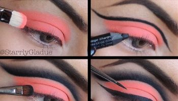 neon-orange-eye-makeup-starrly-gladue