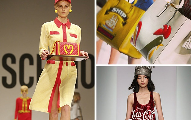 Fast food fashion - Bizarre Fashion Trends