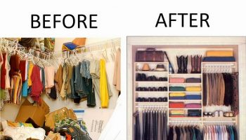 The Magic of Decluttering Your Closet